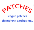 All League,Team patches, Euro,Patches