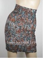 new style girl's flora skirt