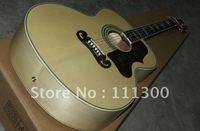 New J200NA SJ200 NATURE acoustic guitar free shipping