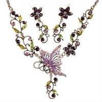 free shipping Vintage Style Royal Jodhar Akbar Kundan Bib Style Jewelry Sets