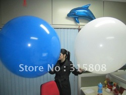 36inch Adversting balloons , Promotional balloons , wedding decoration, 10 color to choose(China (Mainland))