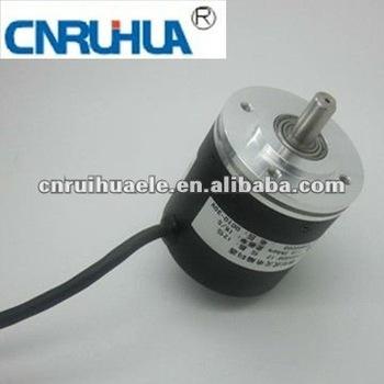 outside diameter38mm shaft diameter 6mm ,number of pulse 1200P/R incremental encoder