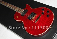 best Musical Instruments 2011 custom ull red electric guitar