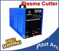 PILOT ARC DC INVERTER PLASMA CUTTER CUT80P 220V Single Phase