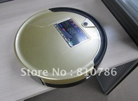 Big LCD Screen/Big Rubblishi Box 1L/ Li-ion Battery 3 In Multifunction Robot Vacuum Cleaner M-788A ,Auto Recharged,UV lights