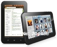 """E-Pad N12 tablet PC Android 2.3 Capacitive screen 8GB WiFi 7"""" PAD computer  free shipping"""