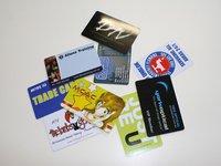 Custom PVC membership Card Press plastic card loyalty cards print free shipping