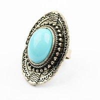 Кольцо Gem Stone Classic Style Ring Circular Ring Hotsale Rings R125 R126 R178 R134