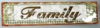 metal antique sign/iron sign,tin sign for home garden decor,antique plaque
