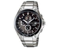 Free shipping ! 100% New Wristwatch > EF-564-1AV Chronograph quartz sport Waterproof men's watches watch