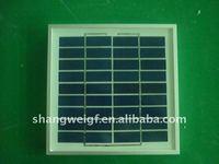 2W 190x190 Cheap solar module