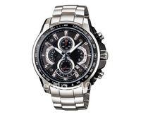 2012 New Waterproof  Wristwatch > Classic EF-506-1AV Chronograph men's watches stainless steel watch