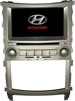 DOUBLE DIN Car PC dvd Player GPS Radio Bluetooth DVD for HYUNDAI VERACRUS