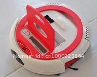 Intelligent cleaner>>Robot vacuum cleaner  manufacturer>>Auto cleaner QQ-2L(red)