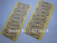 For iphone 4S 3M Adhesive Sticker for LCD Digitizer Free Shipping With Tracking Number