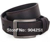 F1898 Pin buckle 2012 - shipping,brand Belt, Leather belt,fashion men's belt