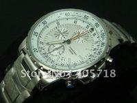 Brand New Stainless Steel Chronograph Sport  Men'/s watches watch wristwatch