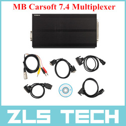 MB Carsoft 7.4 Multiplexer ECU Chip Tunning MCU controlled Interface for Mercedes Benz Carsoft 7.4 Fast Shipping by DHL EMS(China (Mainland))