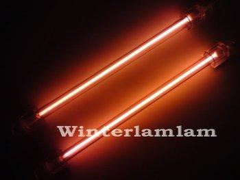 Red 2 X 15cm CCFL Exterior/Interior Neon Car Light Lamp LED Strip