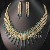 High Quality Hot Selling Promotion Jewelry Sets Mix Color Free Shipping