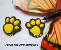The latest 1000pcs pvc garden shoe charm with free shipping