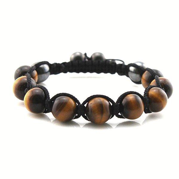 Gemstone Shamballa Bracelet Shamballa Bracelet 10mm