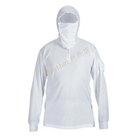 Free Shipping,Fishing, sun protection clothing, fishing clothing, quick-drying, fishing hoodies, new, with a mask