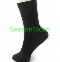 [CPA Free Shipping] Wholesale Unisex  Athletic Cotton Socks 48 pair / lot (SM-38)