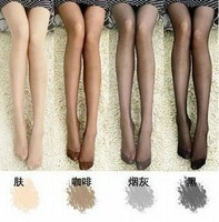 Min Order $20 (mixed order) Retail Fashion Ladies Super-Thin Tights Pantyhose / Sexy 2 Color Leggings Socks (SM-25)