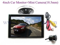 Reverse Camera System for Car,with 4inch Monitor and Mini Camera of 170 degree