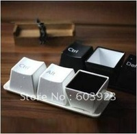 2012 new arrival Minimalist fashion style glass button/new & novelty cups 1 set =3 PCS free shipping