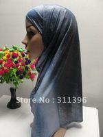 2-pcs set gradient muslim higabs,stylish women hijab,muslim hijab,muslim wear,islamic hijab,muslim scarf,islamic hijab L12030812