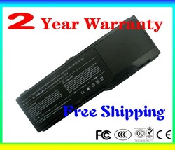 5200mAh Battery For Dell Inspiron 1501 6400 E1505 GD761 KD476 312-0466 RD850 RD855 GD761 PR002 PD945 PD946 PD942 451-10482(China (Mainland))