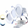 5W LED downLight  recessed downlight  Complete Kits Cool /Warm White
