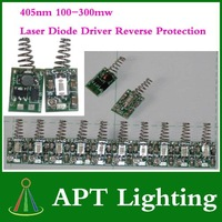 Promotion 405nm 100-300mw Laser Diode Driver Reverse Protection