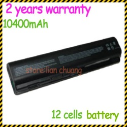 Laptop Battery for HP Compaq Pavilion dv3500 dv4 dv5 dv5z dv5t dv6 dv6t G60 G50 HDX X16 HDX16t Presario CQ50 G50 HDX16(China (Mainland))