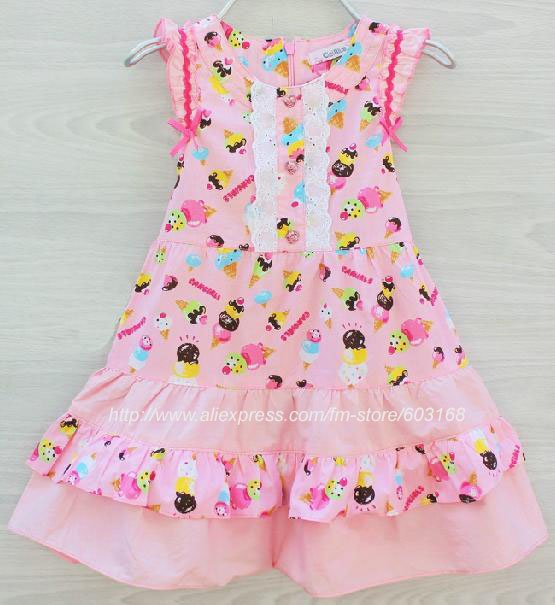Fashion Fine Classic Kid/Baby/Children Girl's Dresses/Skirts Free Shipping {iso-12-5-4-A1}