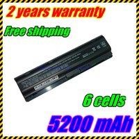 Laptop Battery G42 G62 G56 MU06 586007-541 593553-001 593554-001 593562-001 HSTNN-UB0W WD548AA For HP Compaq Presario CQ32 CQ42
