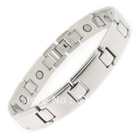 Free shipping &NEW men titanium bracelet