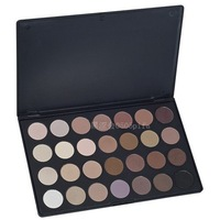 FREE SHIPPMENT Professional 28 On Sale Neutral Eye Shadow Palette 28 Colors Make up 28----01#