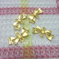 the charm of 16K gold pendant 70PCS zinc alloy jewelry accessories fashion 16K gold DIY jewelry
