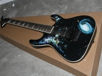 Wholesale - best special offer 6 Strings black electric guitar Musical Instrumen