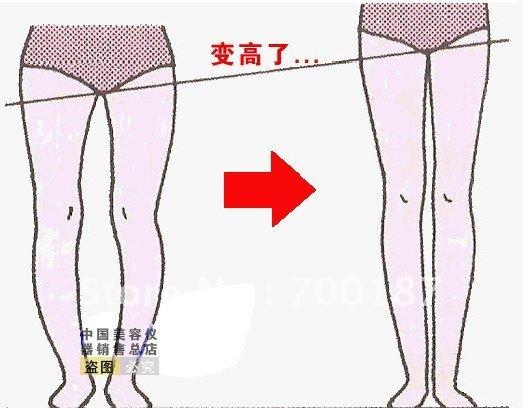 leg straightening machine