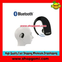 T820 Bluetooth Wireless Headset, Version 2.1 (White,black available) 5pcs/lots +Free Shipping