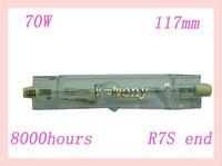 70W HQI METAL HALIDE BULB LAMP COLOR 10K, 14K, 20K AQUARIUM LIGHT FOR FISH R7S