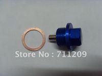 Magnetic Oil Sump Drain Plug Nut M20*1.5 Subaru