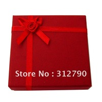 Free By China Post -- Wholesale,Paper gift box,Jewelery display box,more colors,8.5*8.5*2.5cm,48pcs/lot