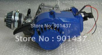 49CC 2-Stroke High Performance Engine& Engine Parts  Motor For Pocket Mini Bike ATV