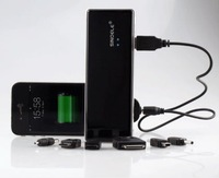 For iPhone external  charger with 5200mAh