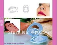 wholesale retail Anti-Snoring Anti Snore Free Snoring Stop Stopper Nose Clip Sleep Sleeping aid Device clip
